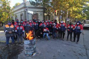 Mineros de Andacollo llegaron a un acuerdo con el Gobierno provincial