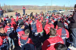 Mineros de Andacollo: El gobierno postergó la nueva reunión hasta el mediodía