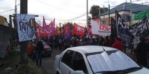 Trabajadores de Expreso Argentino mantendrán el acampe afuera de la empresa