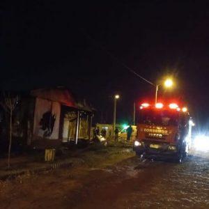 Un niño de 12 años falleció en un incendio enValentina Norte Rural