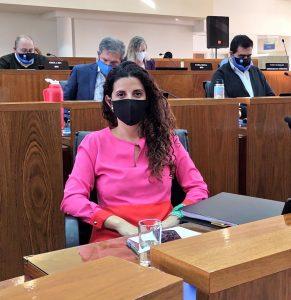 Ana Servidio: «Falta una decisión política de inversión en obra pública y servicios»