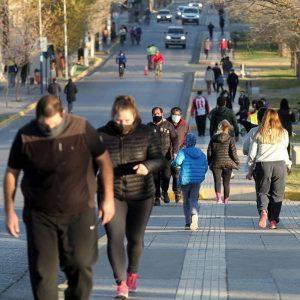 Circulación comunitaria: «Es crucial consultar enseguida al sistema de salud»