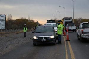 Continúan las restricciones en los puentes entre Río Negro y Neuquén