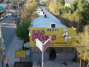 Trabajadores de la Feria Las Pulgas piden la rehabilitación para la venta