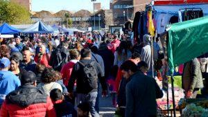 Ferias de Neuquén: Hay un protocolo para que vuelvan los sábados