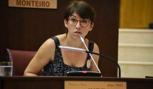Patricia Jure: «esta situación amerita un llamado de atención»