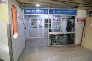 La Terapia Intensiva del Castro Rendón complicada por la renuncia de 5 intensivistas