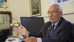 H. Recalde sobre el programa de R. Lavagna: «Son manifestaciones absolutamente violatorias de la Constitución»
