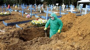 Brasil: 100 mil muertes y 3 millones de casos