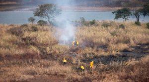 Brigadistas de Neuquén se sumarán al combate contra los incendios en el Delta del Parará
