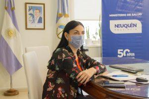 Andrea Peve: «El sistema de salud hoy está al límite de su capacidad de camas»