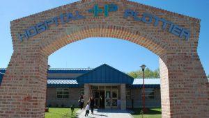 El Hospital de Plottier se prepara para recibir internados de Covid-19