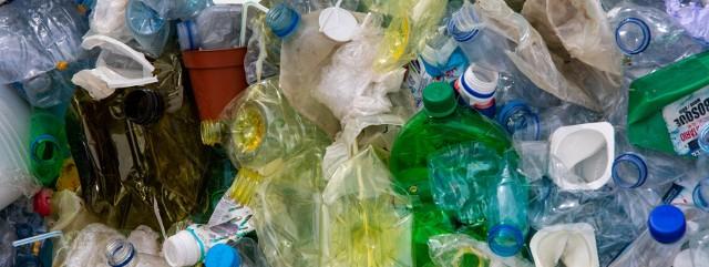 El plástico en nuestros hogares