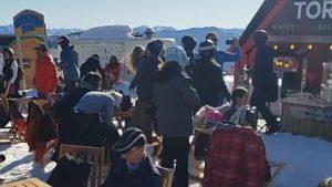 Chapelco: Sancionan a personas, el local gastronómico y el concesionario del cerro