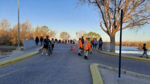 El municipio de Neuquén prioriza la organización de los espacios públicos