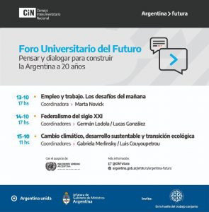 Foro Universitario del Futuro