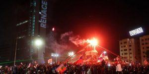 Plebiscito en Chile: Rotundo «SI» a una nueva Constitución