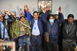 Elección «histórica» en Bolivia