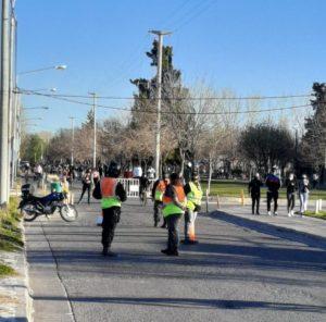 La municipalidad de Neuquén implementa nuevas medidas para reducir la circulación