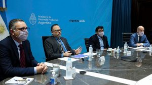 Se concretó el primer encuentro del Consejo Económico y Social