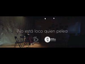 """Estreno del documental """"No está loco quien pelea»"""