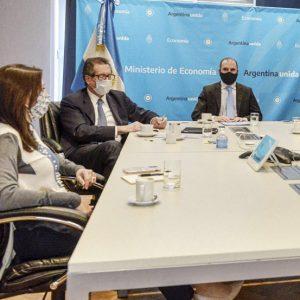 Aroskin: «El acuerdo con el FMI no debería trabar el crecimiento económico del país»