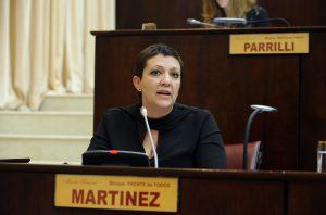 Soledad Martínez impulsa la regulación de la Publicidad Oficial