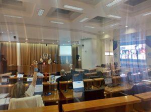 El Deliberante aprobó el marco regulatorio de energía eléctrica de la ciudad