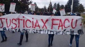 Zapala: Inicia el juicio al policía acusado por el homicidio de Facundo Guiñez
