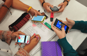 Provincia lanza la App Guía Estudiantil