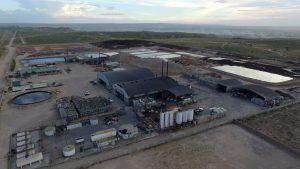La Fiscalía de Delitos Ambientales realizó allanamientos en una empresa de servicios petroleros