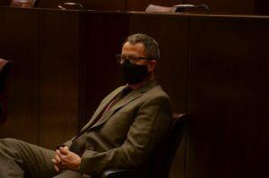 Jury a Santiago Terán: El Jurado de Enjuiciamiento resolvió suspenderlo por 60 días