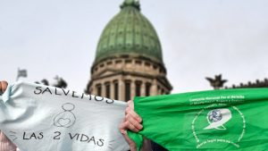El debate sobre el aborto en el Congreso, en la calle y en los medios