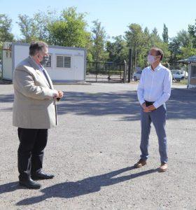 Covid-19: Alejandro Collia visita la región para ultimar detalles del Plan de Vacunación Federal