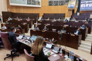 Legislatura: Sin quórum para tratamiento de prórroga de la emergencia sanitaria enviado por Gutiérrez
