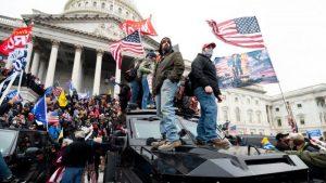 Toma del Capitolio en Estados Unidos: «Es algo que trasciende a Trump»