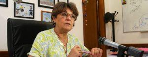 Cristina Storioni dijo que en el ciclo 2021 convivirá un sistema educativo presencial y no presencial