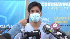 Aumento de casos de Covid-19: «No somos consientes de lo que está pasando»