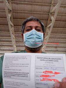 Covid-19: Médico del Hospital Cipolletti relata su experiencia con la vacuna