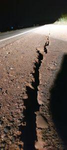 """Terremoto en San Juan: «Parece que estoy contando una película de 2 horas y fueron 40 segundos"""""""