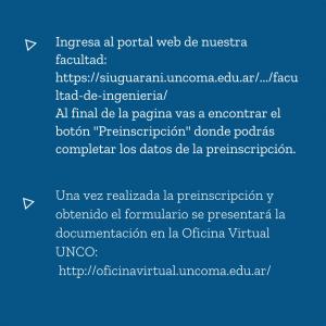 Universidad del Comahue: La facultad de ingeniería mantiene las ofertas de posgrado
