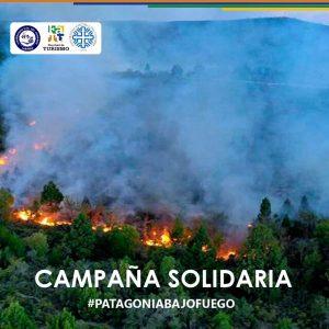 Incendios en la Patagonia: La Facultad de Turismo inició una colecta solidaria