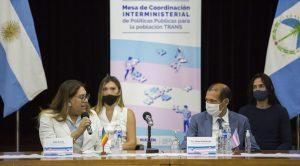 Provincia conformó una mesa Interministerial para personas trans