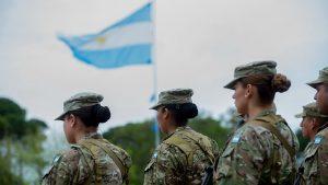 Mujeres en las Fuerzas de Seguridad