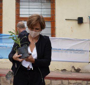 24 de marzo: Organismos nacionales se suman a la iniciativa «Plantamos Memoria»