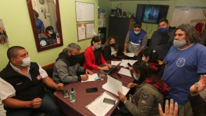 Trabajo convocó a una audiencia de conciliación por el conflicto en Salud