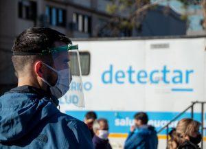 Covid-19: Récord de contagios en Argentina y nuevas medidas