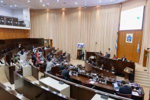La oposición acusa al MPN de dejar sin quorum la sesión en la Legislatura