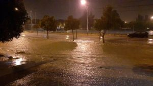 Alerta por tormentas en Neuquén
