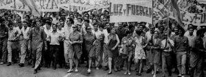 El Cordobazo, la fuerza de la movilización popular
